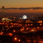 St John's Beacon & Wheel, Liverpool - Anna Nielsson