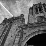 Liverpool Cathedral B&W - Anna Nielsson