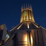 Liverpool Catholic Cathedral - Anna Nielsson