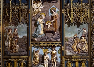 Lady Chapel Altarpiece