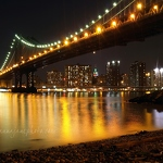 Manhattan Bridge - Anna Nielsson