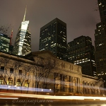 Bank of America Tower & New York Public Library - Anna Nielsson