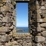 Dunnottar Castle Window - Anna Nielsson