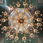 Greek Orthodox Church Chandelier - Anna Nielsson