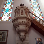 Greek Orthodox Church Pulpit - Anna Nielsson