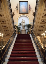 Liverpool Town Hall Staircase