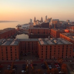 Liverpool from Echo Wheel - Anna Nielsson