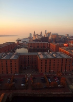 Liverpool from Echo Wheel