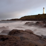 Girdle Ness Lighthouse - Anna Nielsson