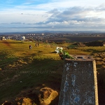 Blackford Hill Trig Point - Anna Nielsson