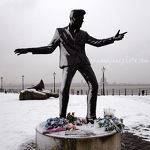 Billy Fury Statue - Anna Nielsson