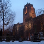 Liverpool Cathedral & Cemetery - Anna Nielsson