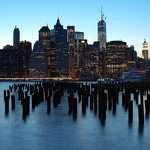 Lower Manhattan - Anna Nielsson