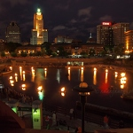 WaterFire Providence - Anna Nielsson