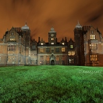 Aston Hall by Candlelight - Anna Nielsson