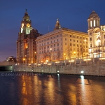 Liver Building, Cunard Building & Canal - Anna Nielsson