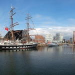 Mersey River Festival Panorama - Anna Nielsson