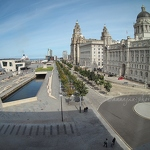 Liverpool Pier Head (9mm) - Anna Nielsson