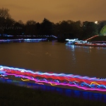 Sefton Park Lake & Light Trails - Anna Nielsson