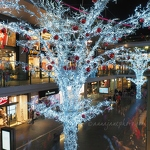 Liverpool One Light Tree - Anna Nielsson