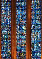 West Window Stained Glass