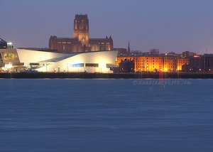 Museum of Liverpool, Liverpool Cathedral and Albert Dock