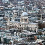 St Paul's Cathedral - Anna Nielsson
