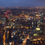 View from the Shard (West) - Anna Nielsson