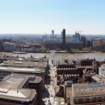 View from St Paul's Cathedral - Anna Nielsson