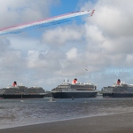 Three Queens & Red Arrows - Anna Nielsson