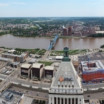 Cincinnati from Carew Tower - Anna Nielsson