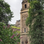 St Cuthbert's Church & Edinburgh Castle - Anna Nielsson