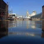 Zebu & Pier Head from Albert Dock - Anna Nielsson