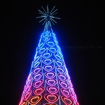 Liverpool One Christmas Tree - Anna Nielsson