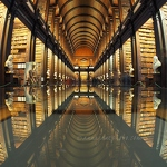 Trinity College Old Library - Anna Nielsson