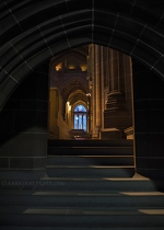 Liverpool Cathedral Arches