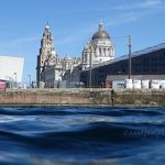 Pier Head from Canning Dock - Anna Nielsson