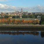 University of Glasgow from Science Centre - Anna Nielsson