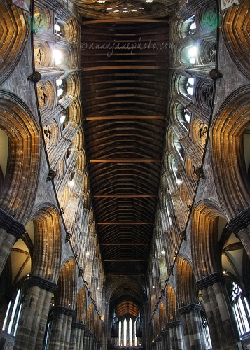 Glasgow Cathedral Interior - 20161010-glasgow-cathedral-interior.jpg - Anna Nielsson