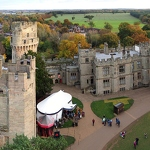 Warwick Castle Panorama - Anna Nielsson
