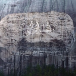 Stone Mountain Carving - Anna Nielsson