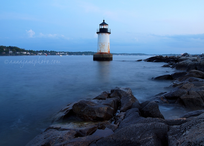 Winter Island Lighthouse - 20130520-winter-island-lighthouse-salem.jpg - Anna Nielsson