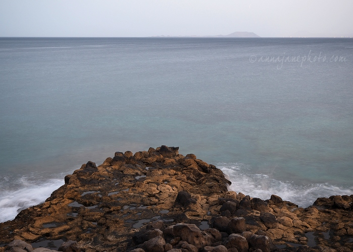 Coast at Dusk - 20160731-lanzarote-coast-at-dusk.jpg - Anna Nielsson