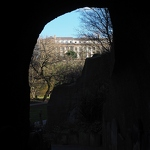 Gambier Terrace from St James' Tunnel - Anna Nielsson