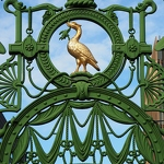 Sailors' Home Gate - Anna Nielsson