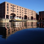 Albert Dock Reflections - Anna Nielsson