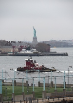 Statue of Liberty & Governors Island
