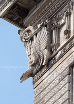Cunard Building Eagle
